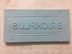 CLC Block Brand Name Plate
