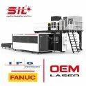SIL Mild Steel Fiber Laser Cutting Machine