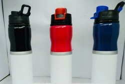 Dual Color Water Bottle