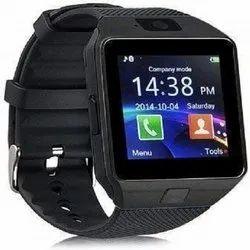 Deep-Tech Black Touch Screen Watch Phone