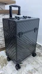vanity  makeup trolley with compartment