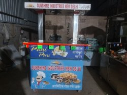 Pani Puri Vending Machine