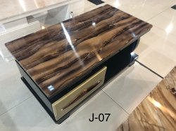 Brown Wooden T Pai Table, Size: Standard