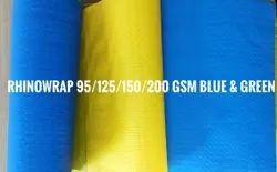 Blue HDPE Tarpaulin