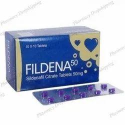 Fildena 50 Mg Tablets