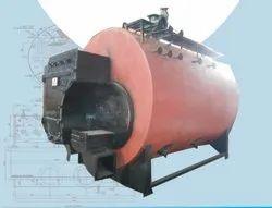 Coconut Shell Fired 6000 Kg/hr Steam Boiler