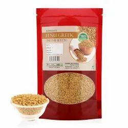 Sunnah's Fenugreek Seeds ( Methi Seeds) - 200g, Packaging Type: pouch