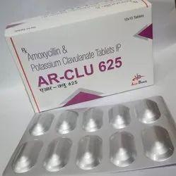 Amoxycillin 500 Potassium Clavulanate 125mg Tablet