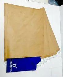 Virgin Brown Kraft Paper Bag(10x12 Inch)LipLockl