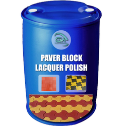 High Gloss Paver Block Lacquer Polish