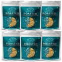 Healthy Treat Roasted Corn Flakes Namkeen 600 gm (Pack of 6, 100 gm Each)  Gluten Free, Vegan
