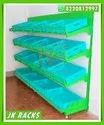 Ss Tray Wall Side Rack
