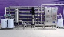 25000 LPH Reverse Osmosis Systems