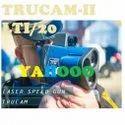 Laser Speed Gun with Video TruCAM-II LTi/20