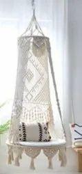 Cotton Macrame Hammock & Swing