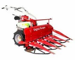 DIGITAL Short Crop Soyabean Reaper, Model Name/Number: DAS-SPR-296SD, Capacity: 1 Beega/Hr