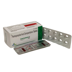 Pantoprazole And Domperidone Tablets