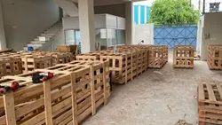 Wooden Pallet Packaging Services