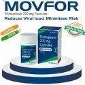 molnupiravir capsules