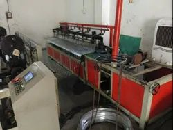 Semi Automatic Chain Link Fencing Machine, 6.2 kW