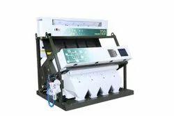 Barnyard Millet / Bhagar Color Sorting Machine T20 - 4 Chute