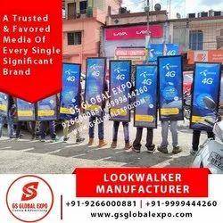 Lookwalker Manufacturer, For Advertising