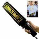 Super Scanner Hand Held Metal Detector