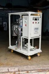 Edible Oil Cleaning Machine - 50 S.S.