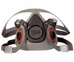 3M 6200 Half Face Mask