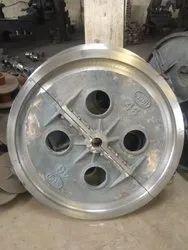 Thresher CI Balance Wheels