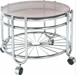Decorative DCT 506 SS Centre Table 24 '' x 24''