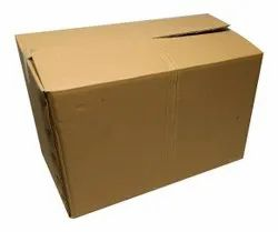 5 Ply Brown Corrugated Box