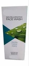 Skin Rejuvenating Face Wash, Age Group: Adults, Packaging Size: 60ml (2.0oz)
