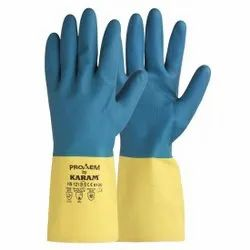 UNSUPPORTED NEOPRENE/NATURAL RUBBER Gloves