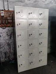 Steel Employee Helmet Storage  Locker