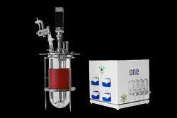 Solarish Biotechnology - One Entry Level Stirred Fermenter / Bioreactor