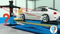 3 D Wheel Alignment Repairing Service