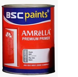 BSC Red Oxide Metal Primer 500 ml