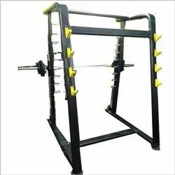 Smith Machine With Squat Stand