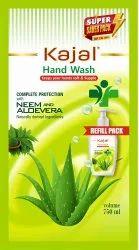 Kajal Handwash Aloevera - 750 ml