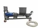 Electric Cement Grouting Machine 1hp Horizontal