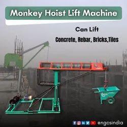 Monkey Hoist Crane