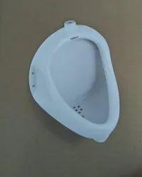 White Ceramic Urinal Bowl, For Bathroom
