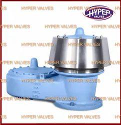 Pressure vacuum relief valve