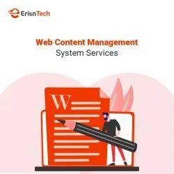 Web Content Management System Service