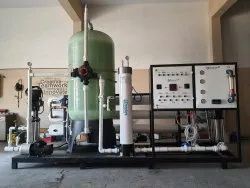 WASTE WATER REVERSE OSMOSIS SYSTEM