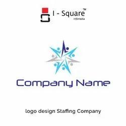 2D logo design Staffing Company