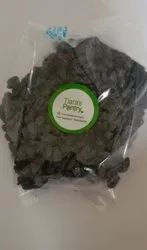 DRY BLACK GRAPES, Packaging Type: Plastic Box, Packaging Size: 1 KG
