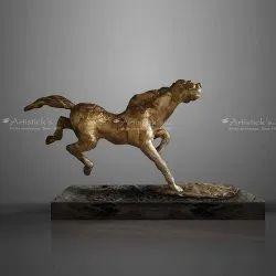Brass Sculptures
