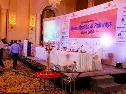 Conference Room Audio Visual System Rental Services, Delhi Ncr
